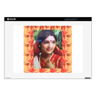 Bollywood diva actress Indian beauty cinema girls Laptop Decals