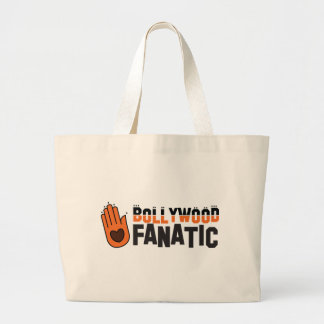 Bollywood fantatic large tote bag