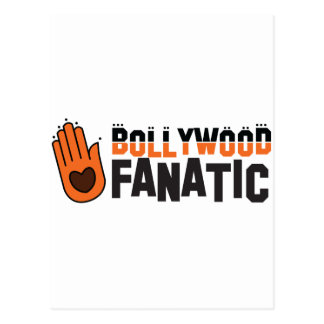 Bollywood fantatic postcard