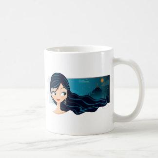 Bollywood Girl Coffee Mug