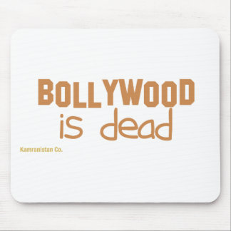 Bollywood is Dead Mouse Mats