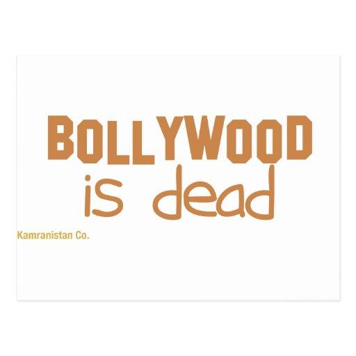 Bollywood is Dead Postcards