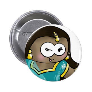 bollywood round button