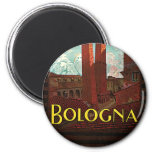 Bologna 2 Inch Round Magnet