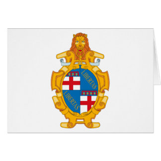 Bologna Coat of Arms Greeting Card