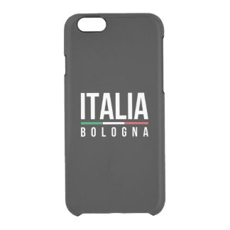 Bologna Italia Clear iPhone 6/6S Case