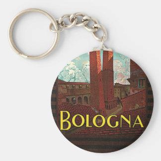 Bologna Keychain