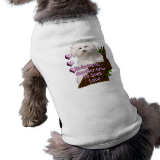 Bolognese or Havanese puppy Shirt