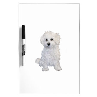Bolognese Puppy Dry-Erase Whiteboards