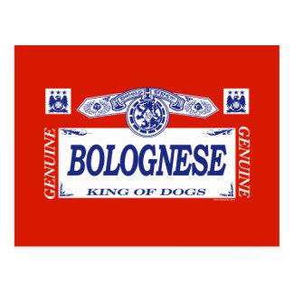 Boloñés Postal