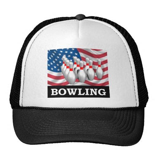 Bolos americanos gorra