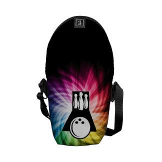 Bolos coloridos bolsas de mensajeria