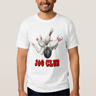 Bolos de 300 clubs playeras