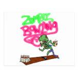 Bolos del zombi postal