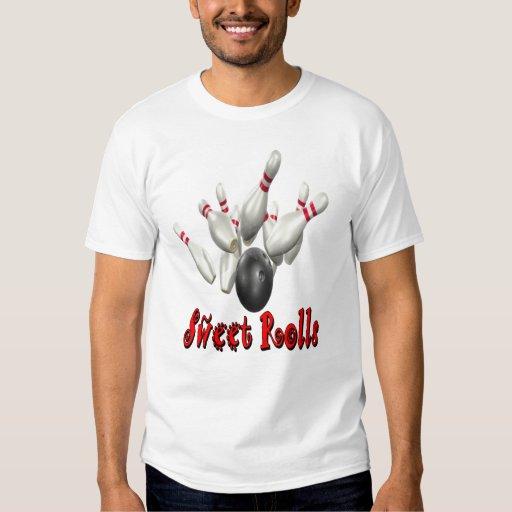 Bolos dulces de Rolls Camisas
