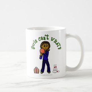 Bolos para mujer oscuros taza