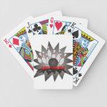 Bolos personalizados barajas de cartas