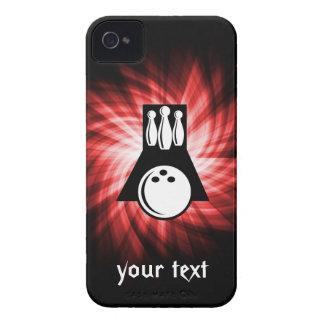 Bolos rojos iPhone 4 Case-Mate funda