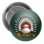 Bolos Turquía Pins