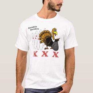 Bolos Turquía XXX - frente Playera