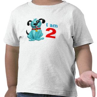 Bolsa azul camisetas