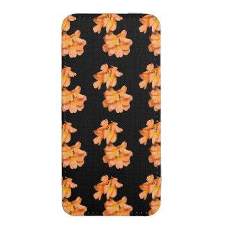 Bolsa de Heliconia Smartphone Bolsillo Para iPhone