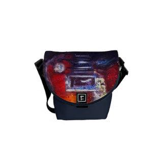 bolsa de mensajero cero de la edición limitada de  bolsa messenger