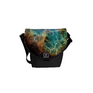 Bolsa de mensajero del carrito de la nebulosa de c bolsa de mensajería