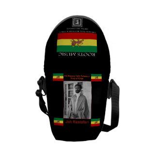 Bolsa de mensajero del carrito del reggae de Rasta Bolsa De Mensajeria