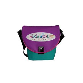 Bolsa de mensajero del chica de los jugadores del  bolsas messenger