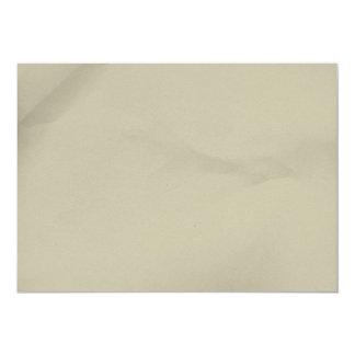 """BOLSA de PAPEL NEUTRAL LIGERA fall-air-paper09 Invitación 5"""" X 7"""""""
