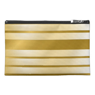 Bolsa de viaje Gold bandas horizontales