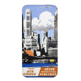 Bolsa del iPhone 5/5s/5c Smartphone de Nueva York Bolsillo Para iPhone