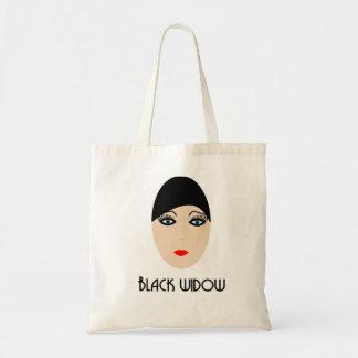 Bolsa viuda negra