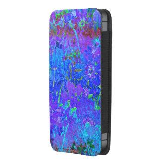 Bolsas florales en colores pastel suaves de funda para iPhone 5