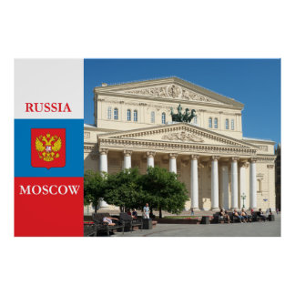Bolshoi Poster