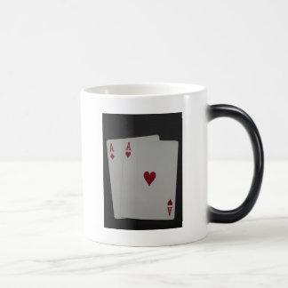 bolsillo a taza de café