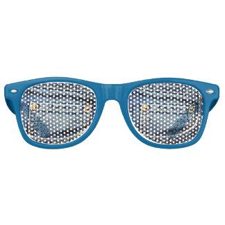 Bolsillo auténtico de los tejanos del dril de lentes de fiesta