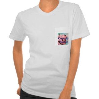Bolsillo de la magdalena camiseta
