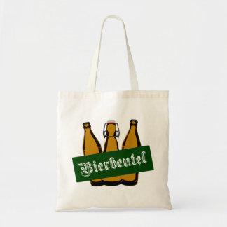 Bolsita de cerveza bolsa tela barata