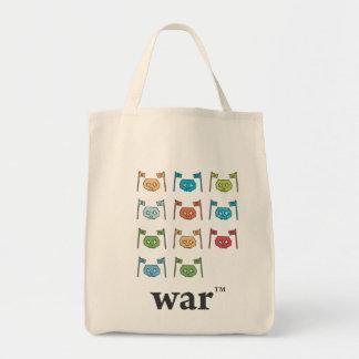 Bolso 1 del campo de batalla de la guerra (TM) Bolsas De Mano