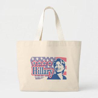 Bolso 2008 de Hillary Bolsa Tela Grande