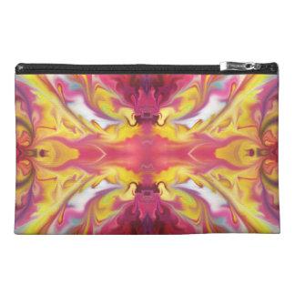 Bolso accesorio abstracto colorido
