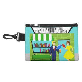Bolso accesorio con clip de los aficionados a los