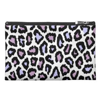 Bolso accesorio del estampado leopardo (bígaro de