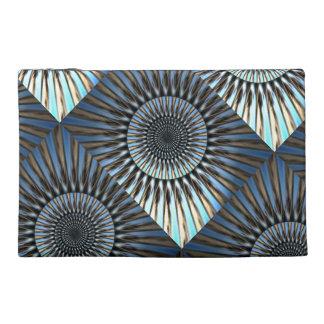Bolso accesorio del viaje con diseño azul de la ma