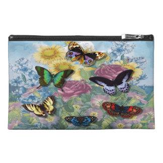 Bolso accesorio del viaje con las mariposas hermos