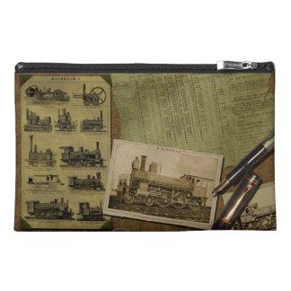 Bolso accesorio locomotor del vintage