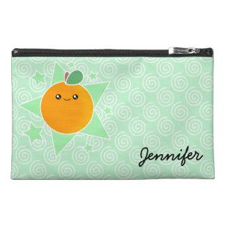 Bolso accesorio personalizado fruta anaranjada de