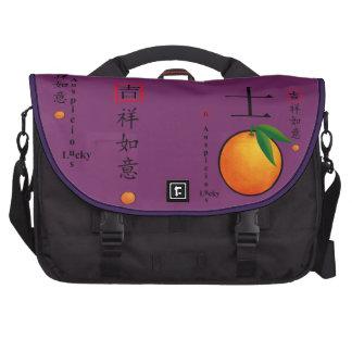 Bolso afortunado chino del ordenador portátil de bolsas para portatil